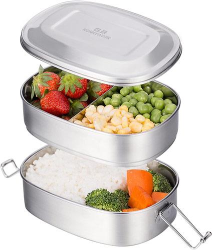 lunch box en inox Homefavor
