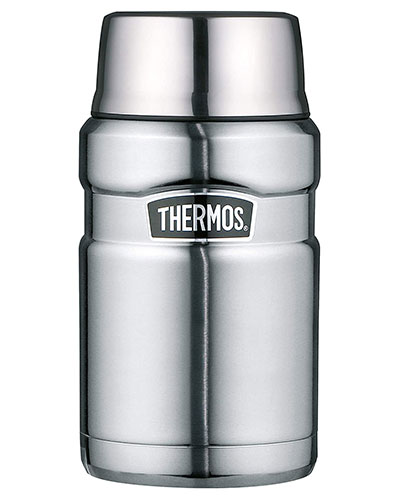 Thermos porte aliment Stainless King