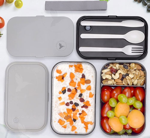 boite repas à compartiments