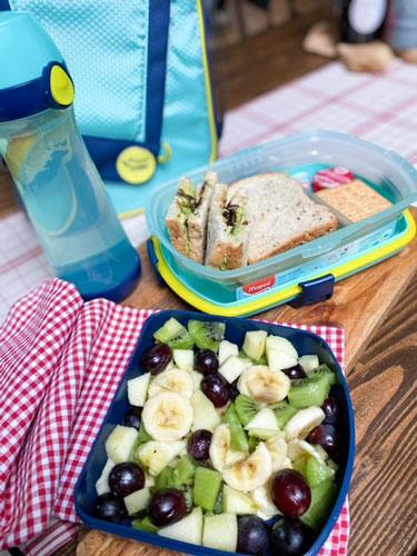 boite repas lunch box enfant
