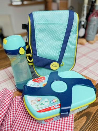 Ensemble lunch box enfant Maped Picnik Concept